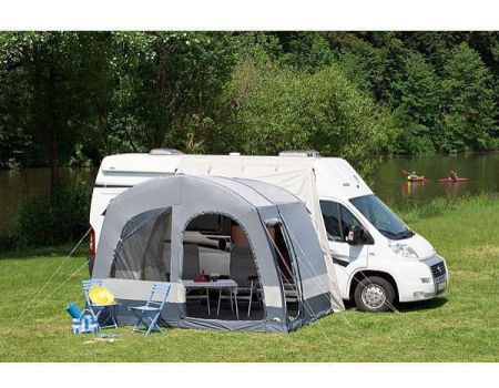 vorzelt markise f r wohnwagen caravan reisemobil. Black Bedroom Furniture Sets. Home Design Ideas