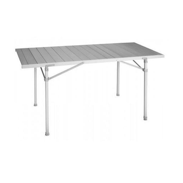 Campingtisch alu rolltisch preisvergleich die besten for Table titanium quadra 6 personnes