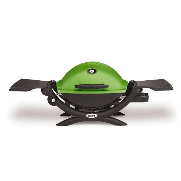 Gasgrill Weber Q 1200, Green