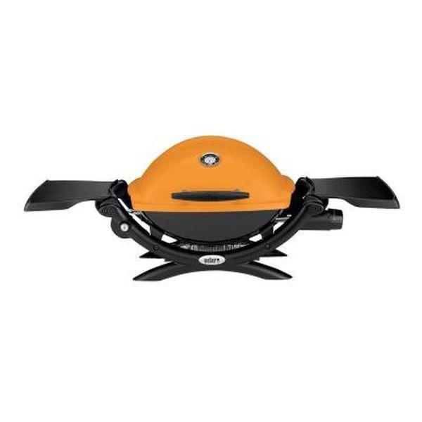 Gasgrill Weber Q 1200, Orange