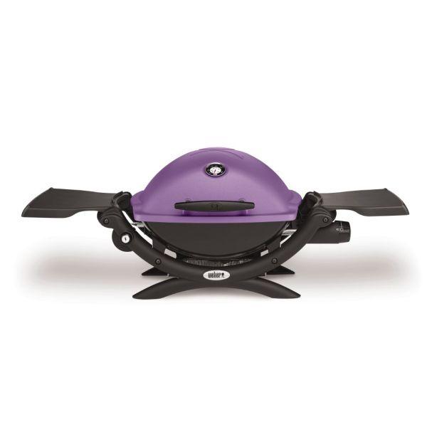 Gasgrill Weber Q 1200, Purple