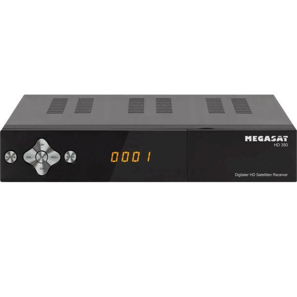 HD-Receiver Megasat HD 350