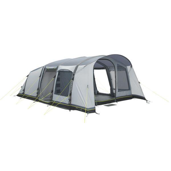 aufblasbares zelt outwell cruiser 6ac campingzelt 6 personen zelt familienzelt. Black Bedroom Furniture Sets. Home Design Ideas