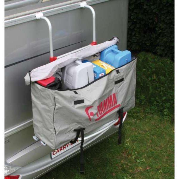 fahrradtr ger gep ckbox fiamma cargo back. Black Bedroom Furniture Sets. Home Design Ideas