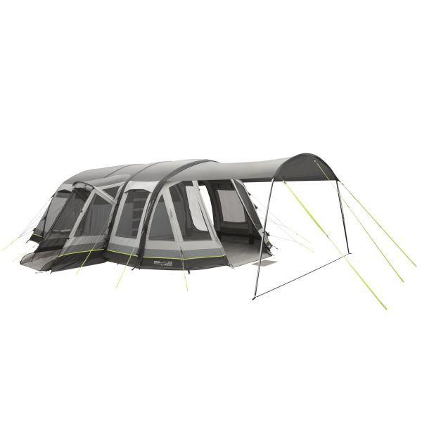 aufblasbares zelt familienzelt campingzelt 3 raum zelt outwell montana 6satc ebay. Black Bedroom Furniture Sets. Home Design Ideas