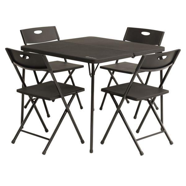 campingtisch mit st hlen outwell corda kaufen auf. Black Bedroom Furniture Sets. Home Design Ideas