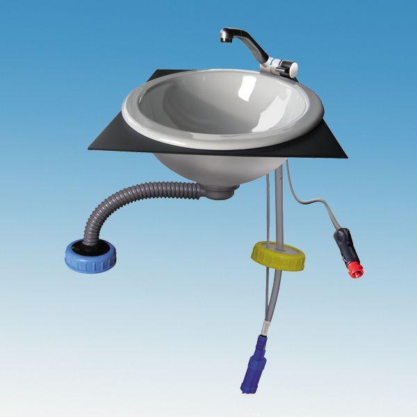 erweiterung westfield moducamp comet wasser set. Black Bedroom Furniture Sets. Home Design Ideas