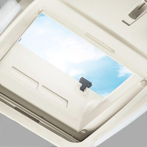 Dachklimaanlage fenster dometic freshlight 2200 for Fenster klimaanlage