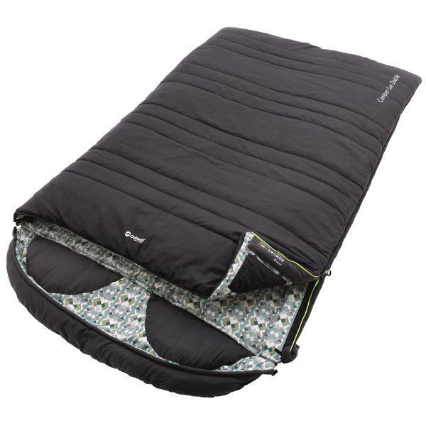 doppelschlafsack outwell camper lux doppelt. Black Bedroom Furniture Sets. Home Design Ideas