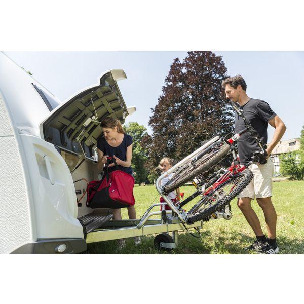 Fiamma Carry Bike Caravan Active E Bike Deichsel