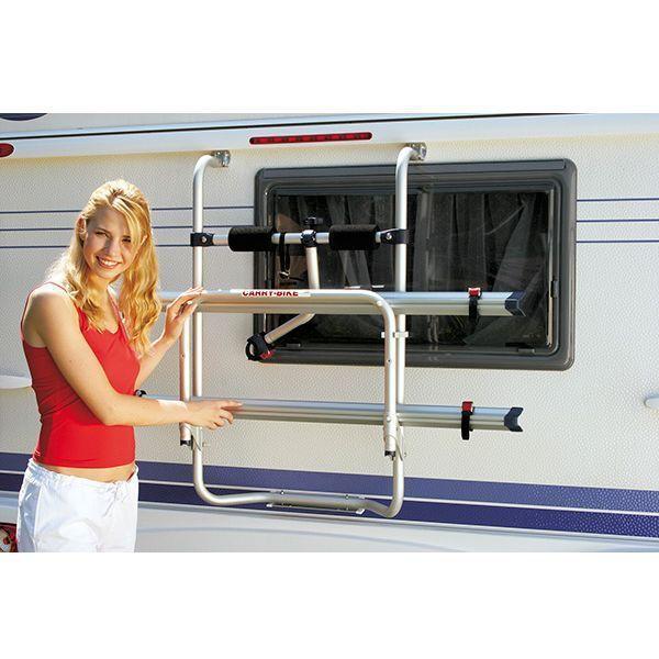 fiamma carry bike caravan hobby hecktr ger. Black Bedroom Furniture Sets. Home Design Ideas
