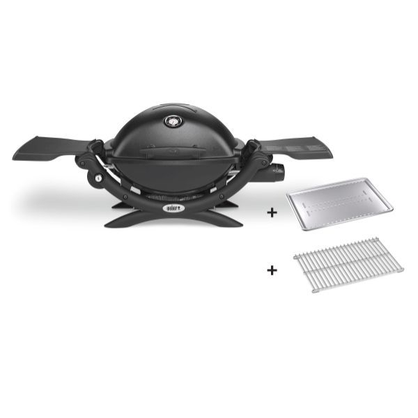 gasgrill weber q 1200 gas grill kompaktgrill. Black Bedroom Furniture Sets. Home Design Ideas