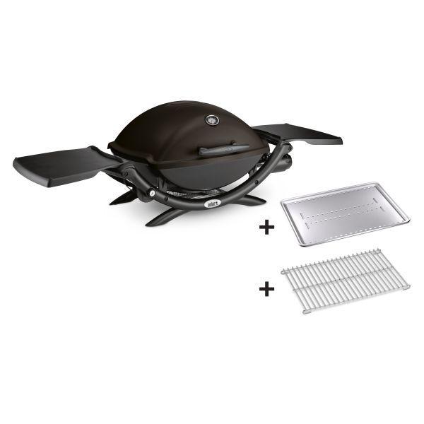 gasgrill weber q 2200 gas grill kompaktgrill. Black Bedroom Furniture Sets. Home Design Ideas
