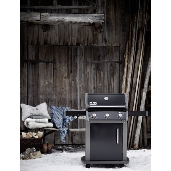 gasgrill weber spirit e 320 original gbs gas grill. Black Bedroom Furniture Sets. Home Design Ideas