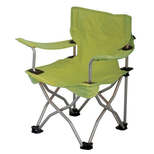 Camping Stuhl Kinder.Kinder Campingstuhl Eurotrail Ardeche Lime