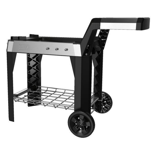 weber rollwagen f r weber pulse 1000 2000. Black Bedroom Furniture Sets. Home Design Ideas