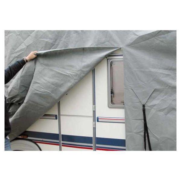 wohnwagen abdeckung eurotrail caravan cover abdeckplane. Black Bedroom Furniture Sets. Home Design Ideas