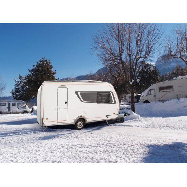 wohnwagen schutzh lle brunner caravan cover 6m. Black Bedroom Furniture Sets. Home Design Ideas