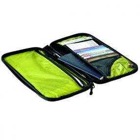 Brieftasche Sea To Summit Travel Wallet, Large, Lime