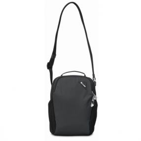 Anti-Diebstahl Cross-Body-Reisetasche pacsafe Vibe 200, Black