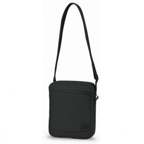 Anti-Diebstahl Cross-Body-Reisetasche pacsafe Citysafe CS150, Black