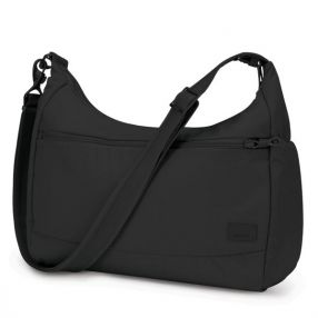 Anti-Diebstahl Cross-Body-Reisetasche pacsafe Citysafe CS200, Black