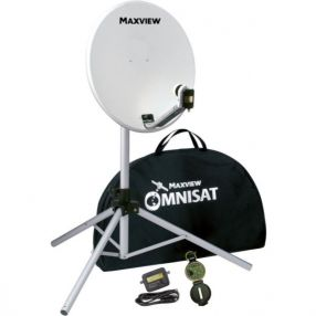 Camping-SAT-Anlage Maxview Omnisat Portable-Sat-Kit Light, 65 cm