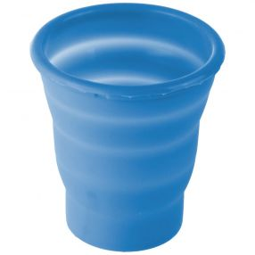 Campinggeschirr Brunner Fold-Away Glass, blau