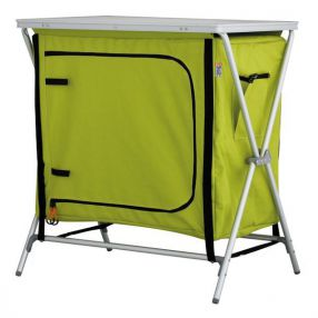 Campingschrank Eurotrail St. Barts, lime