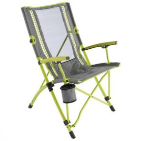 Campingstuhl Coleman Bungee Chair, lime