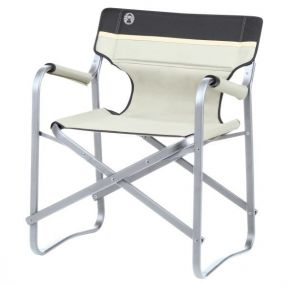 Campingstuhl Coleman Deck Chair, khaki