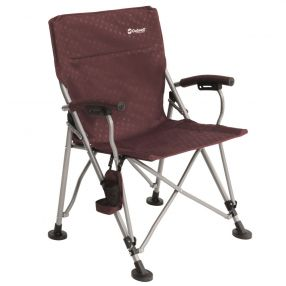 Campingstuhl Outwell Campo, claret