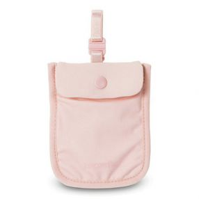 Geheime BH-Tasche pacsafe Coversafe S25, orchid pink