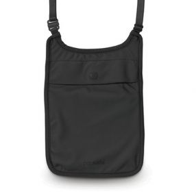 Geheime Brusttasche pacsafe Coversafe S75, Black