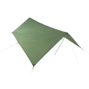 Sonnensegel Nordisk Voss PU 20 m², dusty green