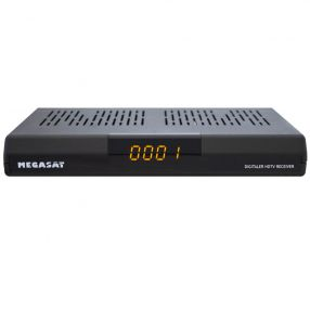 Digitaler HD-Receiver Megasat HD 450 Combo