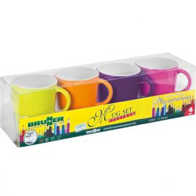 Henkelbecher-Set Brunner Mug Set Spectrum C9N