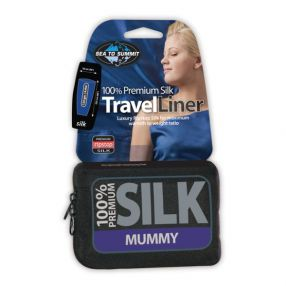 Innenschlafsack Sea-to-Summit 100% Premium Silk Liner, Traveller