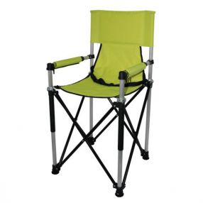 Kindercampingstuhl Eurotrail Petit Jr., lime