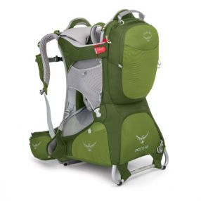 Kindertrage Osprey Poco AG Plus, ivy green