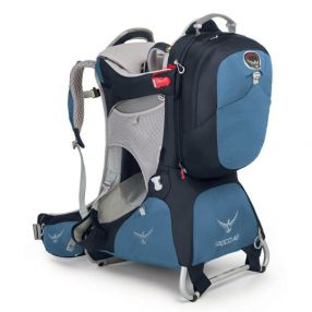 Kindertrage Osprey Poco AG Premium, Seaside Blue
