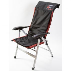 Beheizbare Campingstuhl Sitzauflage Outchair Seat Cover