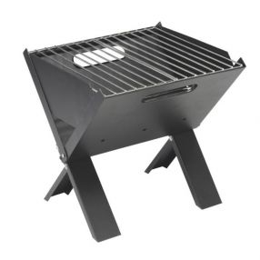 Zusammenlegbarer Holzkohlegrill Outwell Cazal Portable Compact Grill
