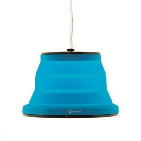 Campinglampe, Zeltlampe Outwell Leonis, opal blue