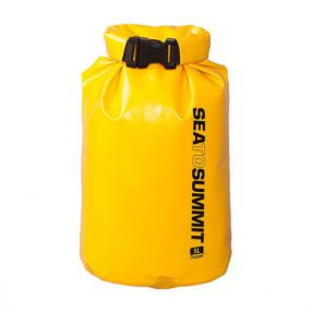 Trockensack Sea to Summit Stopper Dry Bag, 35 Liter, yellow