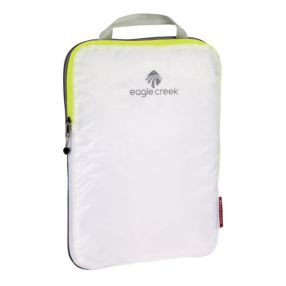Schutzhülle eagle creek Pack-It Specter Compression Cube M, white/strobe