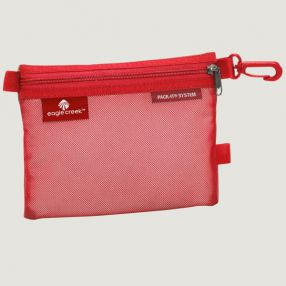 Kulturtasche eagle creek Pack-It Original Sac Small, red fire