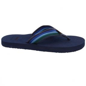 Sandale Teva Mush II Canvas M's, levels blue/green