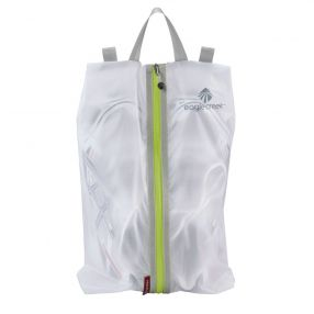 Packtasche Eagle Creek Pack-It Specter Shoe Sac, white strobe