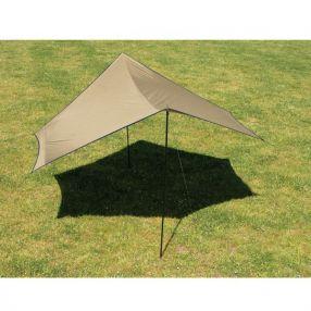 sonnensegel und tarp spenden schatten campingshop. Black Bedroom Furniture Sets. Home Design Ideas